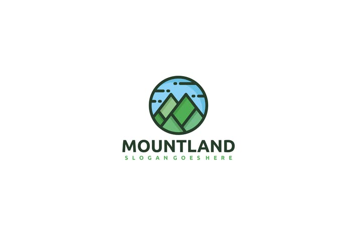 Thumbnail for Mountain Land Logo