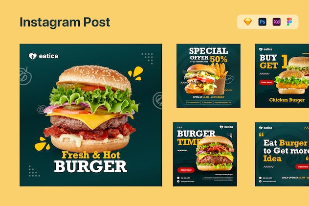 Instagram Post - product preview 0