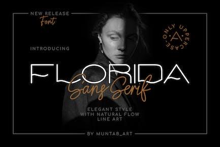 Флорида | Элегантный Санс