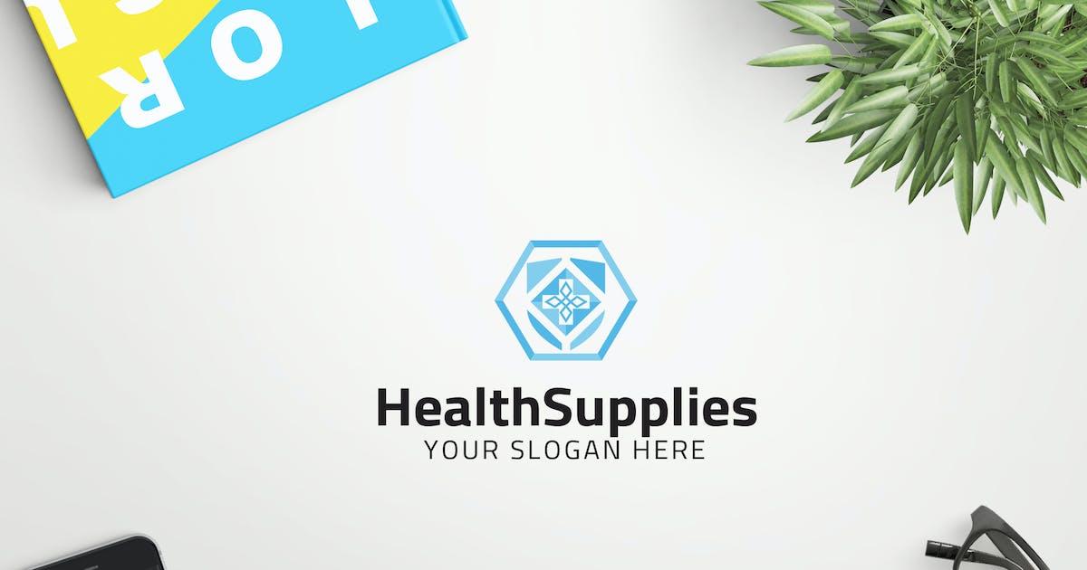 Download HealthSupplies professional logo by ovozdigital