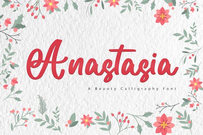 Anastasia - Fonte Romantique