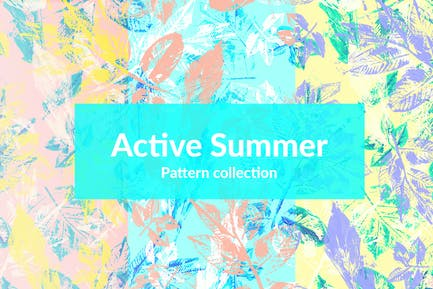 Active Summer pattern collection