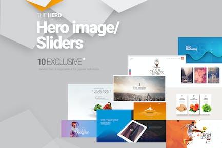 The Hero Image and Slider Bundle
