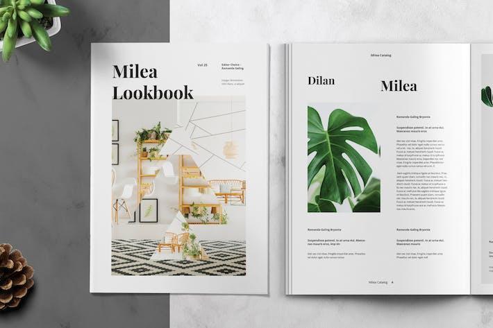 Thumbnail for Lookbook / Catalog Template