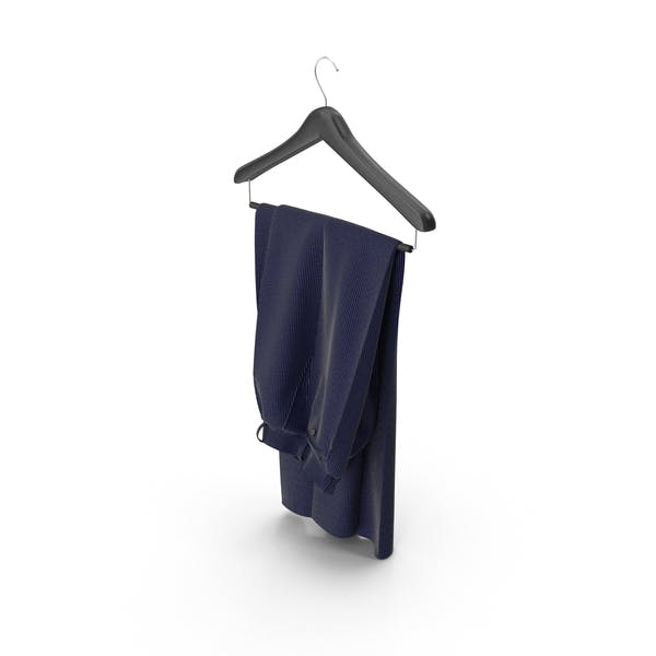 Cover Image for Pants on Hanger