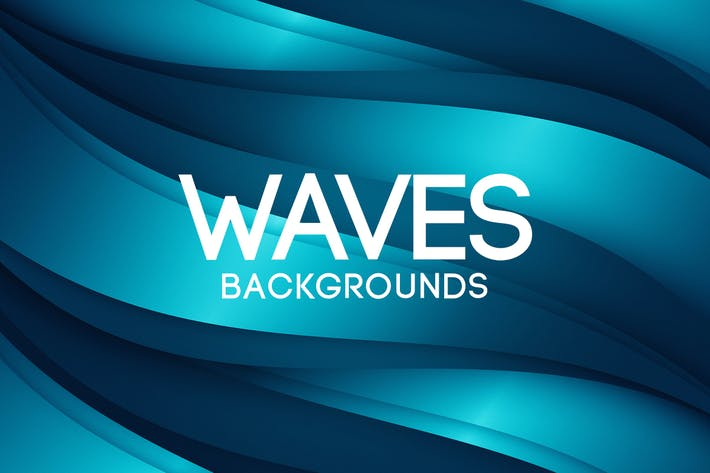 Thumbnail for Abstract Waves Backgrounds