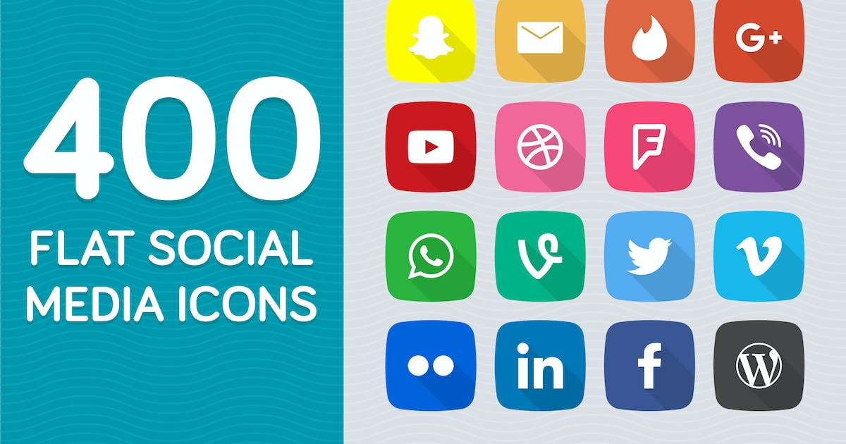 Social Media Icons By Brandifystudio On Envato Elements