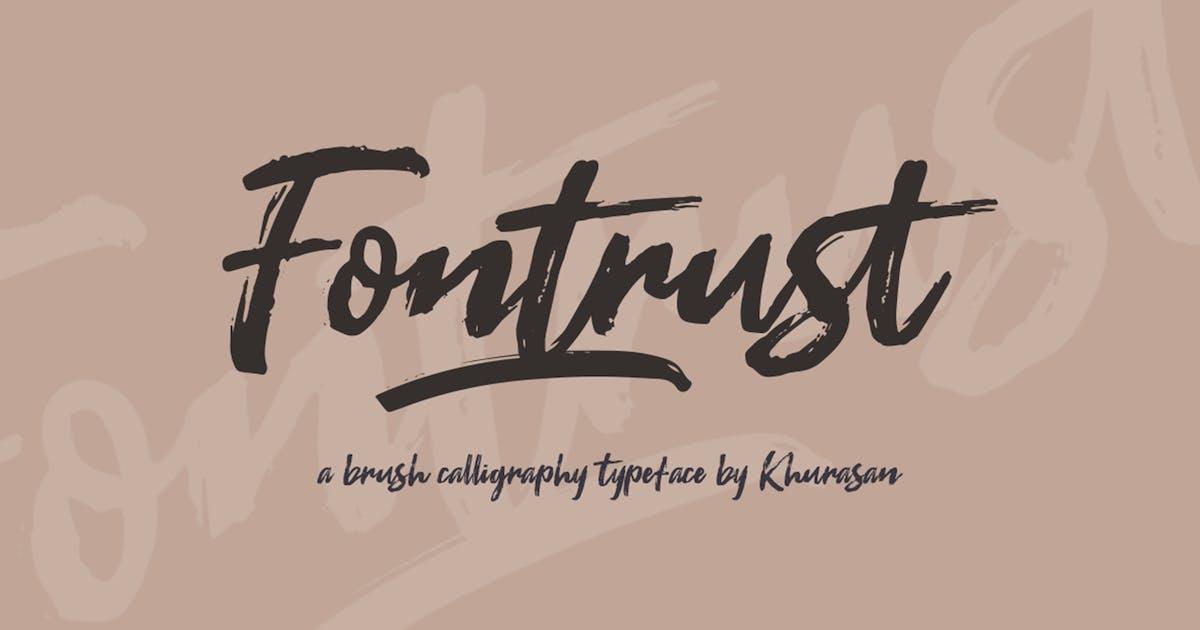 Fontrust by khurasan