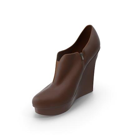 Women's Shoes Brown