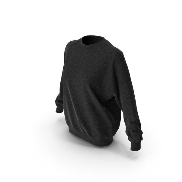 Thumbnail for Women's Sweater Black