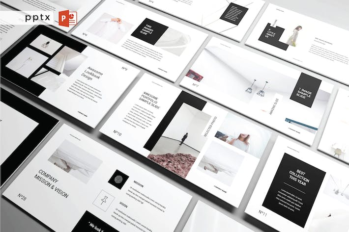Thumbnail for PHOTOGRAPHY - Multipurpose Powerpoint Template V68