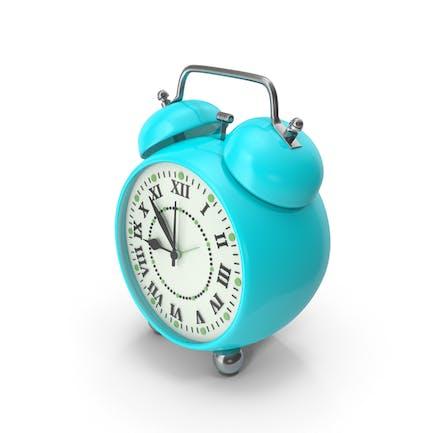 Alarm Clock Turquoise