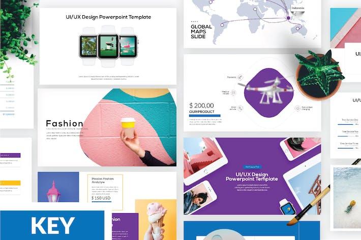Thumbnail for Fashion Business Keynote - LS