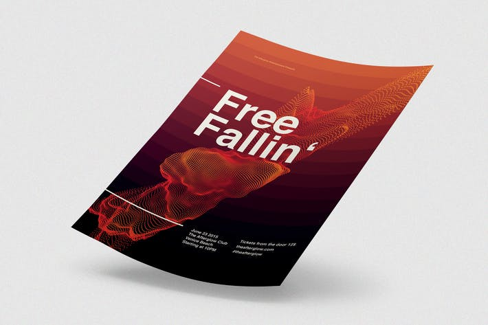 Thumbnail for Falling Flyer Gratuit/Affiche