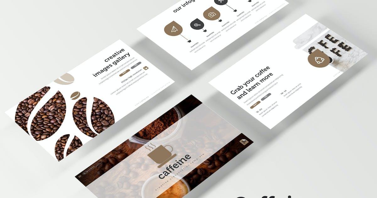 Download Caffeine - Keynote Template by IanMikraz