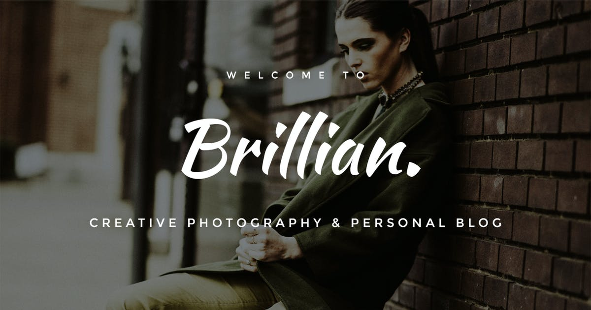 BRILLIAN - Personal, Blogging HTML Template by murren20