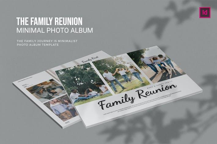 Thumbnail for Réunion de famille - Album photo