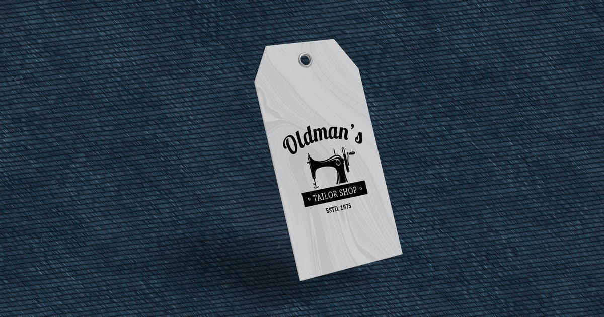 Download Clothing Tag Product Mockup V3 by IanMikraz