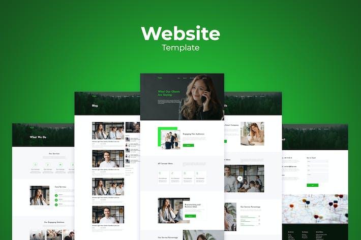 Corporate Business Website Templates