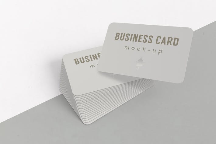 Thumbnail for Business Card Mockup V.2