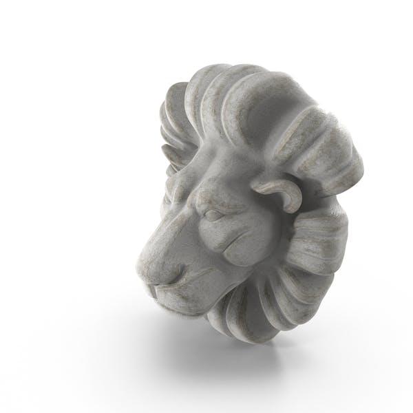 Lion Bust
