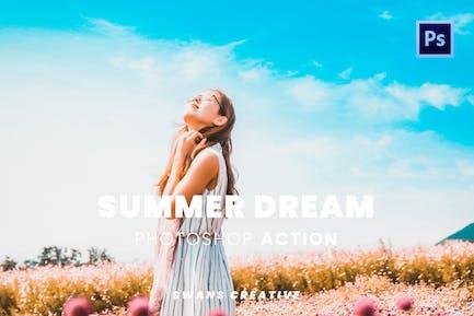 Summer Dream Part 2 Photoshop Action