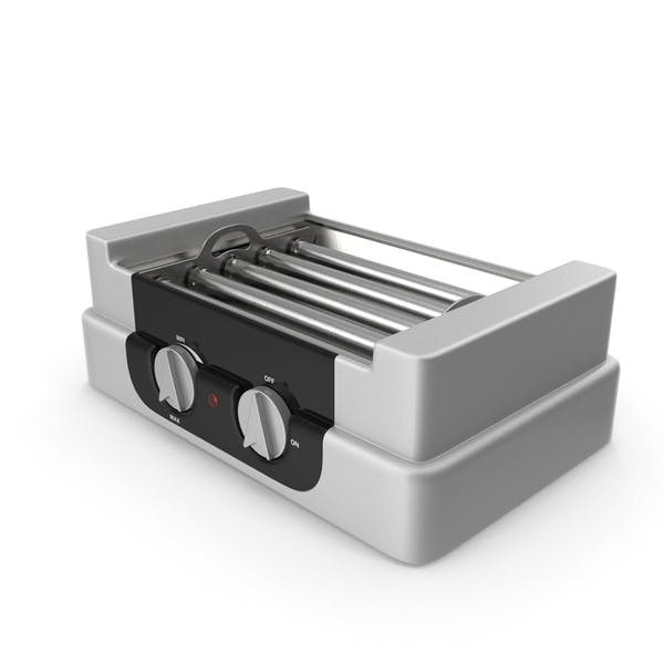 Mini Electric Rolling Hotdog Roller Machine