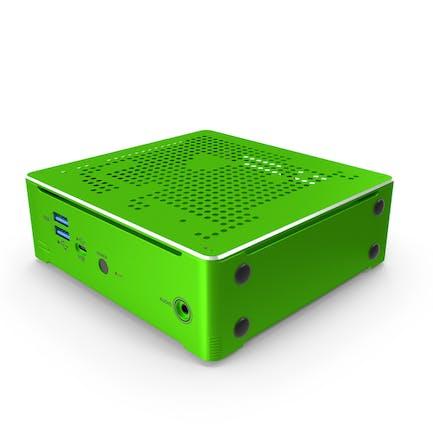 Mini PC Green