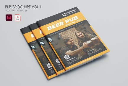 Pub Brochure Vol.1
