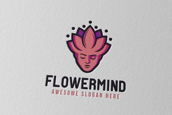 Thumbnail for Flowermind Logo