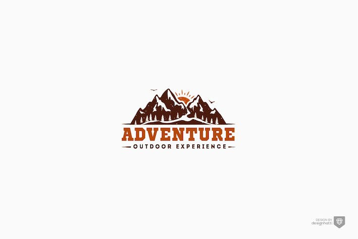 Thumbnail for Mountain Adventure Logo