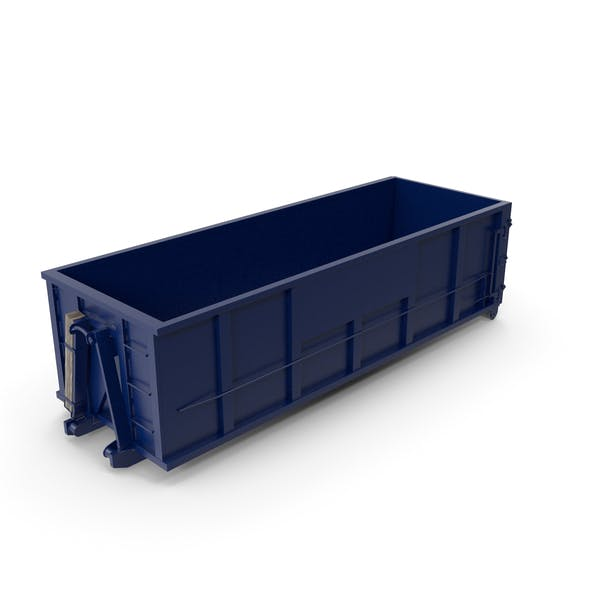Roll Off Müllcontainer 30 Yard