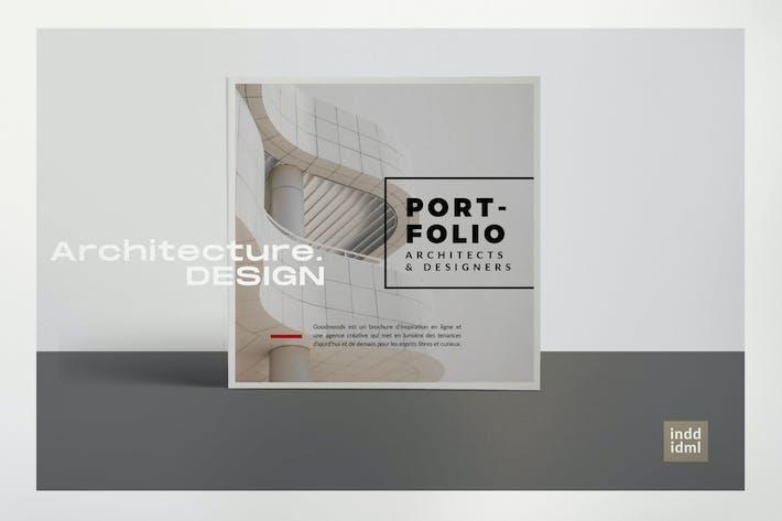 Thumbnail for Doux Architecture Brochure Square