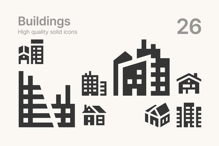 Cover Image For Buildings #2