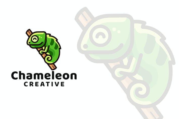 Thumbnail for Chameleon Creative Logo Template
