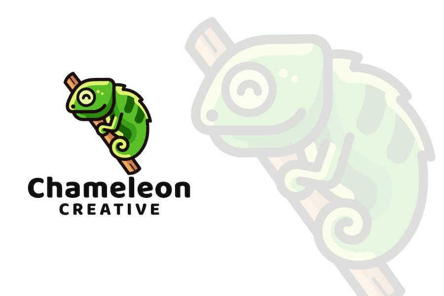 Chameleon Creative Logo Template