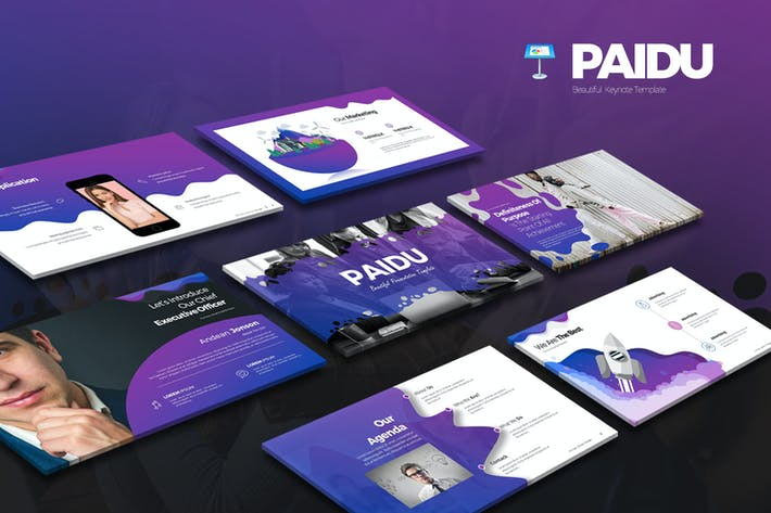 Thumbnail for Paidu Keynote Presentation