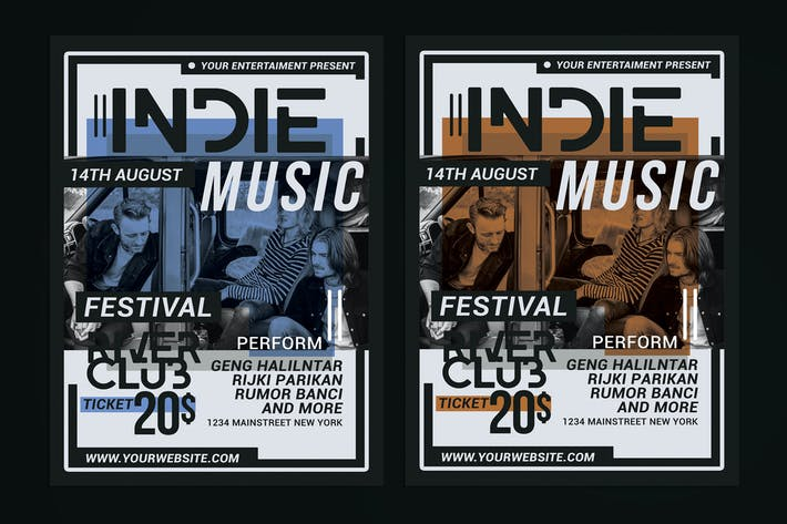 Thumbnail for Indie Music Festival