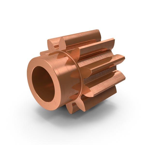 Thumbnail for Copper Spur Gear