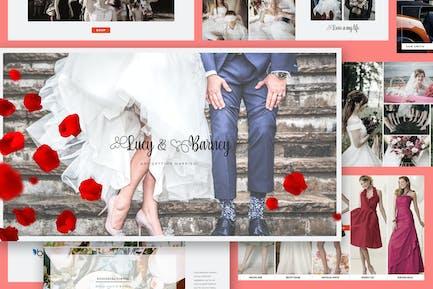 Wedding Keynote Presentation