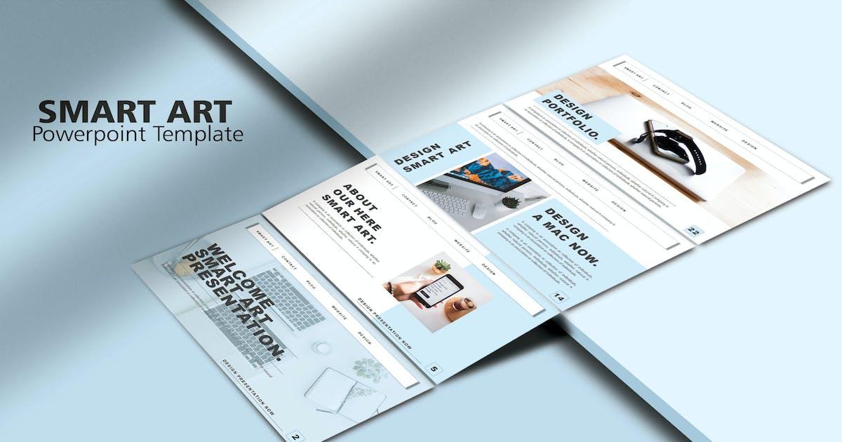 Download SMART ART - Minimals Business Powerpoint by joelmaker