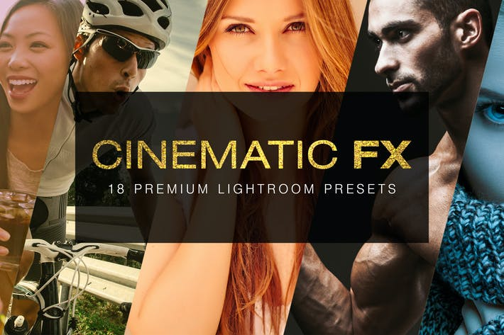 Thumbnail for 18 Cinematic Lightroom Presets