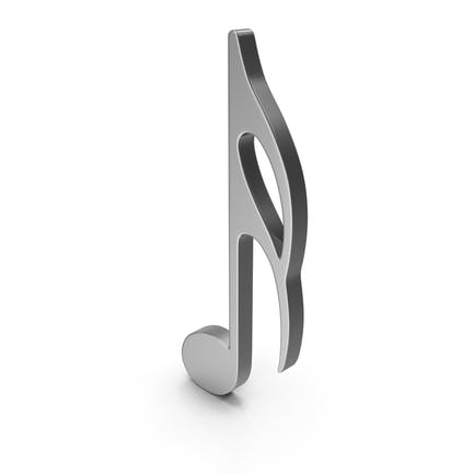 Sechzehnte Musiknote