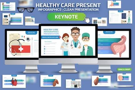 Healthy Infographics Keynote