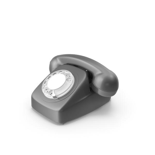 Retro Telefondiskette