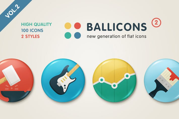 Cover Image For Ballicons vol.2