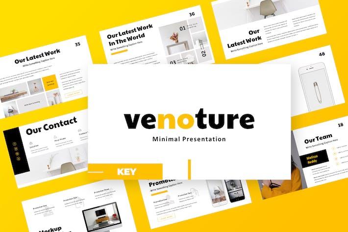 Thumbnail for Venoture - Keynote Presentation