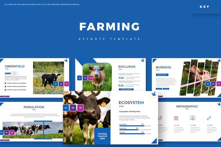 Farming - Keynote Template