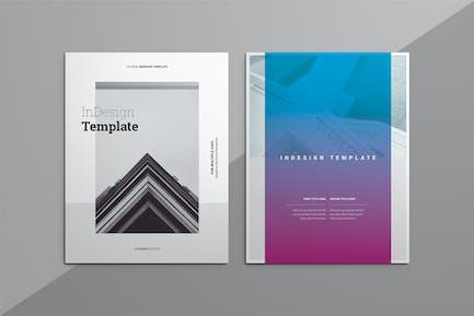 Multipurpose Indesign Template 8