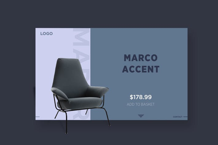 Thumbnail for eCommerce - Furniture Website Template